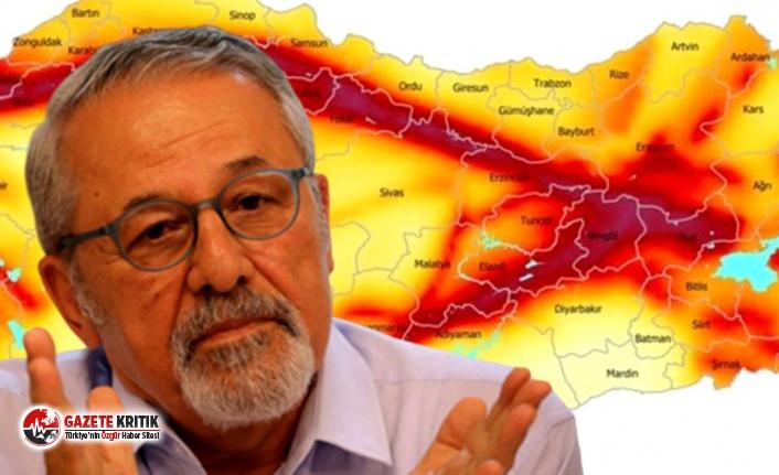 Bingöl ve Elazığ depremlerini bilen Naci Görür'den...