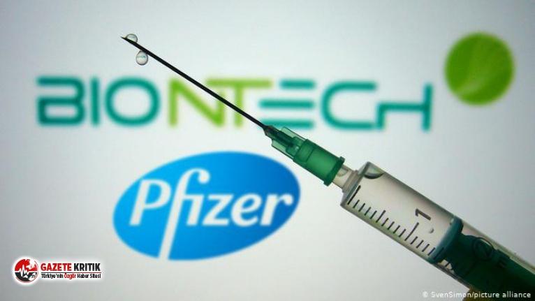 BioNTech Covid-19 aşısı için tarih belli oldu