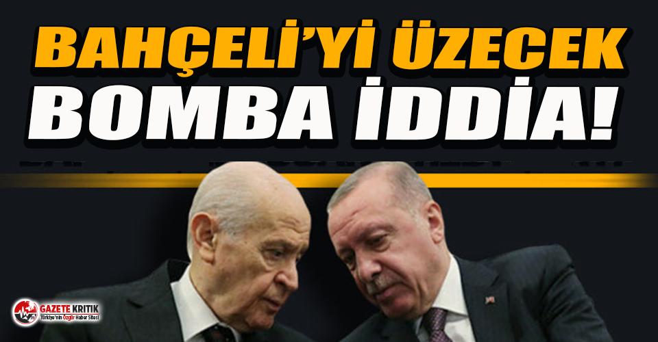 Bomba iddia! Erdoğan, Devlet Bahçeli ile yola devam...