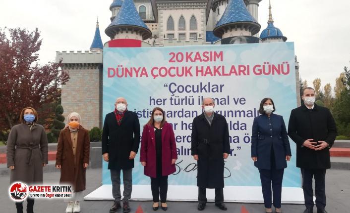 CHP'den 'Çocuk Hakları' girişimleri