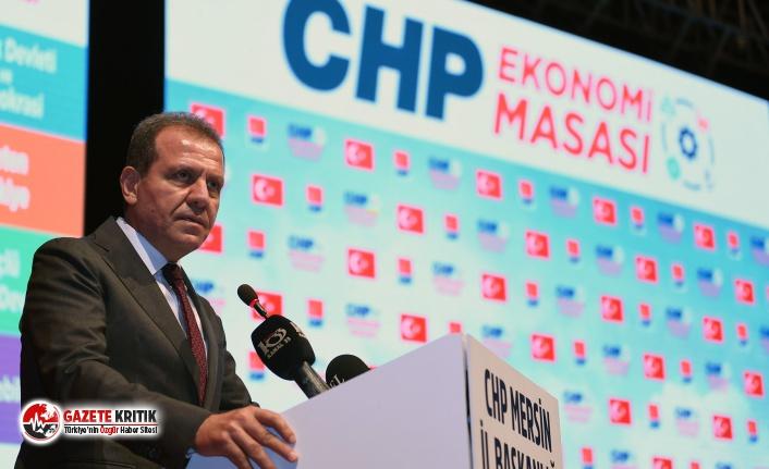 CHP Ekonomi Masası'nın ilk durağı Mersin...