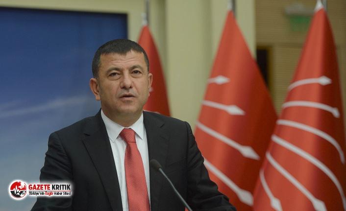 CHP Genel Başkan Yardımcısı Veli Ağbaba koronavirüse...