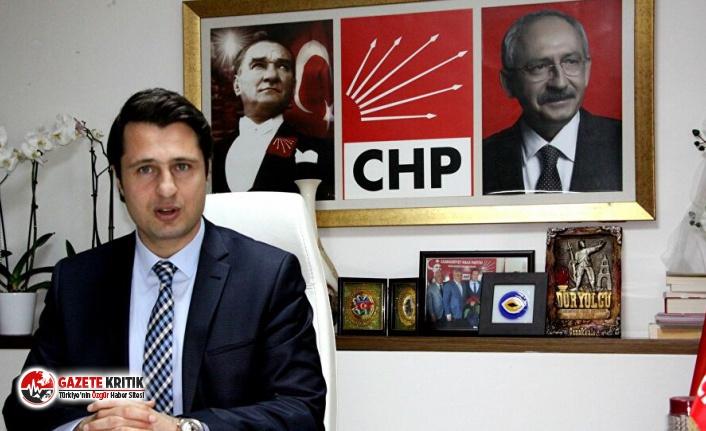 CHP İl Başkanı Yücel'den Çarpıcı 10 Kasım...
