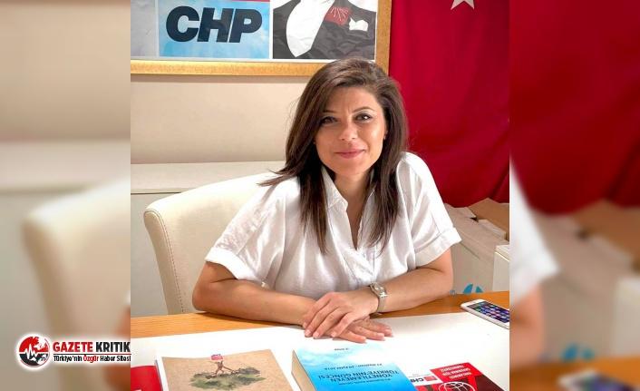 """CHP İzmir'den """"Kadınlar Yaşasın""""..."""
