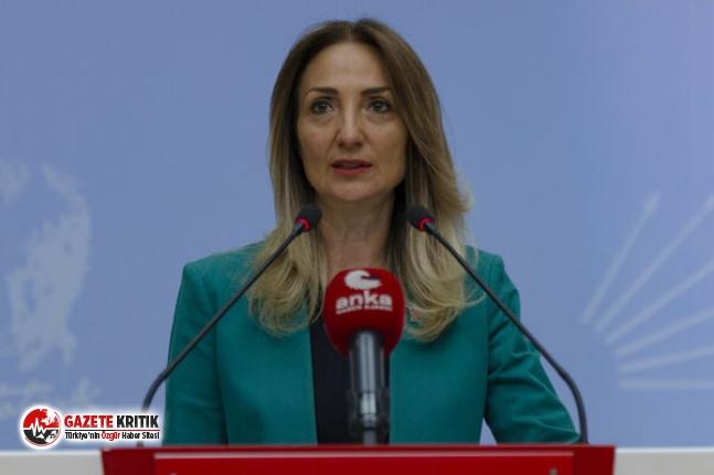 CHP Kadın Kolları Genel Başkanı Nazlıaka'dan...