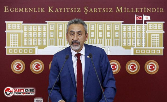 CHP'li Adıgüzel: Çorbacı ve kahveci esnafı...