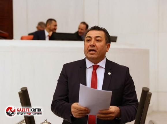 CHP'li Alban: Vaka sayısı açıklanmadı, turizm darbe aldı