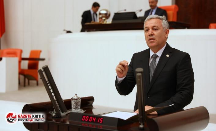 CHP'li Arık'tan AKP'ye tepki: Bukalemun...
