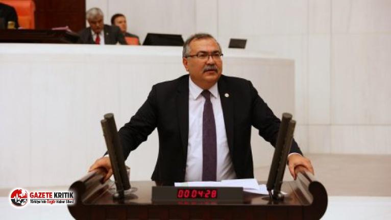 CHP'li Bülbül'den dikkat çeken iddia: 'Sağlık Bakanlığı vefat sayılarını vermeyin' talimatı verdi