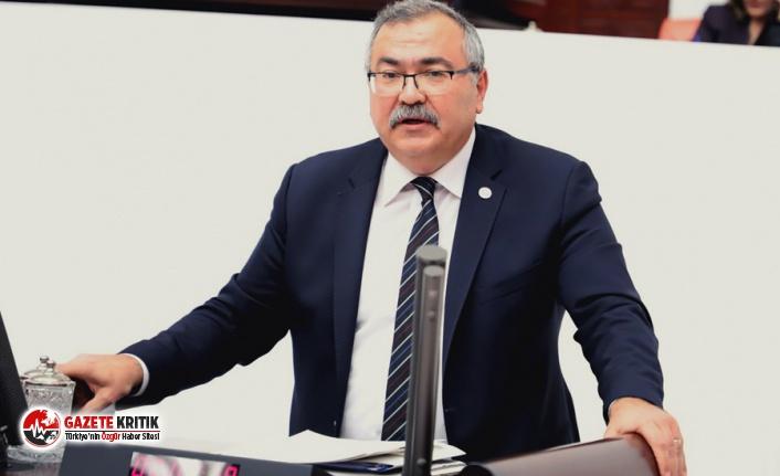 CHP'li Bülbül: Emekçinin maaşı eline geçmeden...