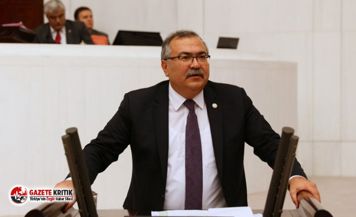 CHP'li Bülbül: Şirketlere af gibi düzenleme