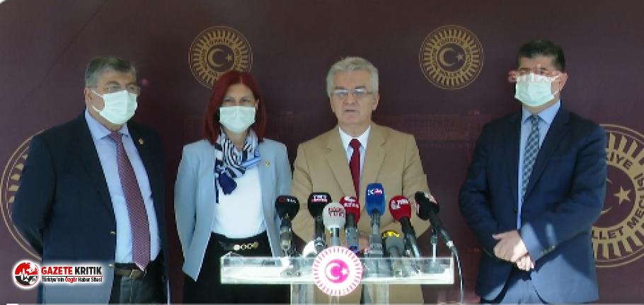 CHP'li Bülent Kuşoğlu'ndan dikkat çeken tablo: Binlerce sanat eseri kayıp