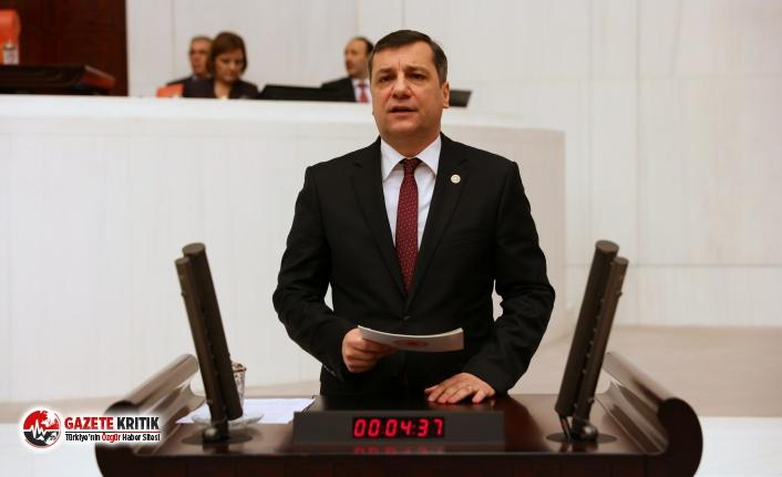 CHP'li Ceylan: Bu ulusun dağıtacakları akrediteye...