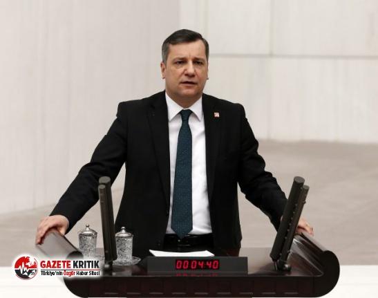 CHP'li Ceylan: 'Doktoru sivil memur yaptınız!'
