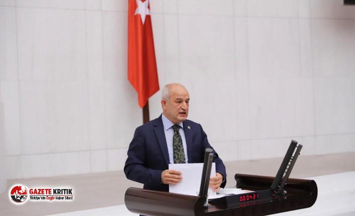 CHP'li Kasap: Kütahya esnafı can çekişiyor!