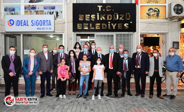 CHP'li Kaya Beşikdüzü'nün sesi oldu:...