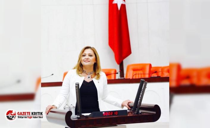 """CHP'li Köksal: """"Öğretmenlerimiz zor şartlar altında var güçleriyle çalışıyorlar"""""""
