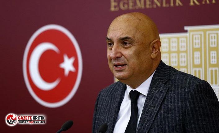 CHP'li Özkoç: İzmir'de kimse aç ve açıkta...