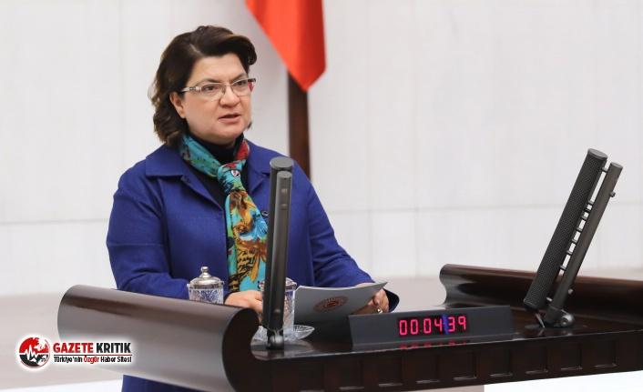 CHP'li Şahin: Kadınları özgür olmayan bir toplumun ilerlemesinden bahsedilemez!