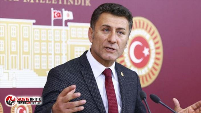 CHP'li Sarıbal: Çiftçi haciz kıskacında!