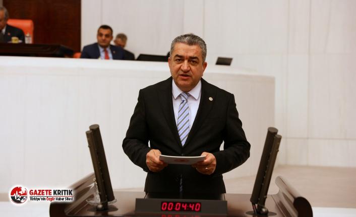 "CHP'li Serter: ""Esnafa kredi değil, aylık nakdi destek verilmeli"""