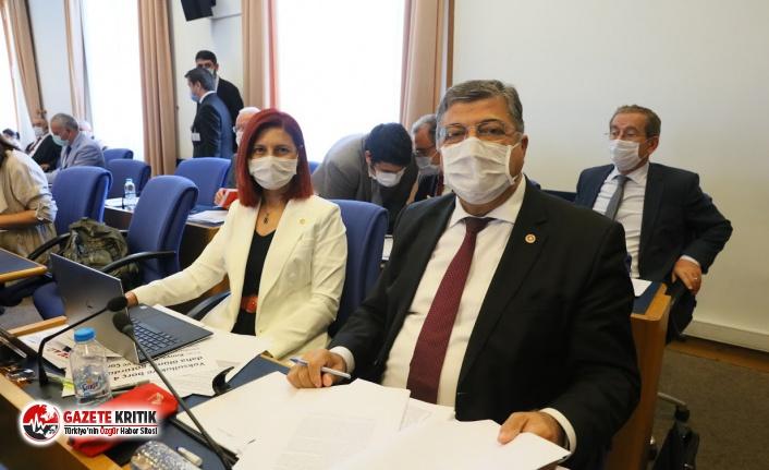 """CHP'li Sındır: """"Cari açık ve işsizlik..."""