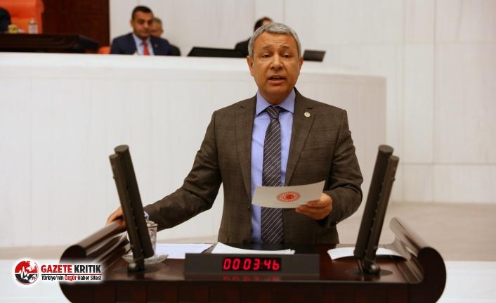 CHP'li Sümer: Yürek yakan adalet, adalet değildir!
