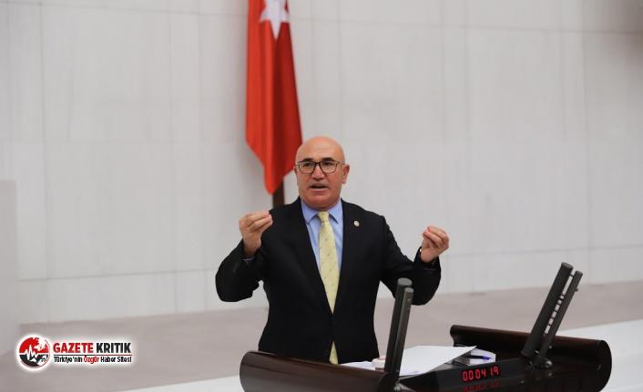 CHP'li Tanal: Şanlıurfalıları DEDAŞ'tan kurtarın!