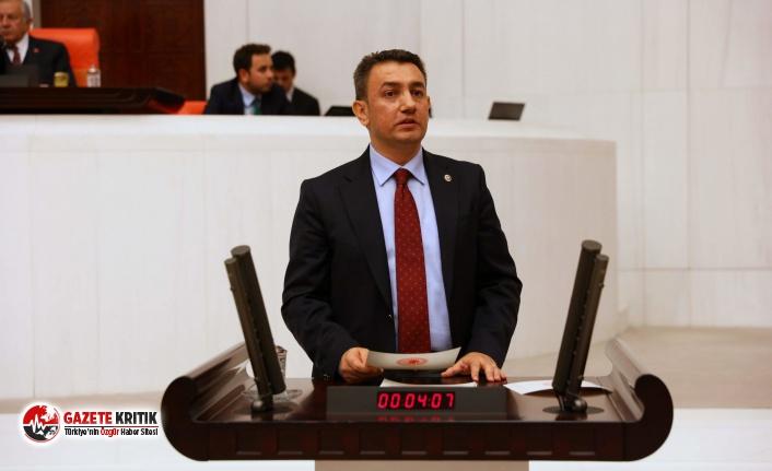 CHP'li Ünver hızlı tren hakkında konuştu:...