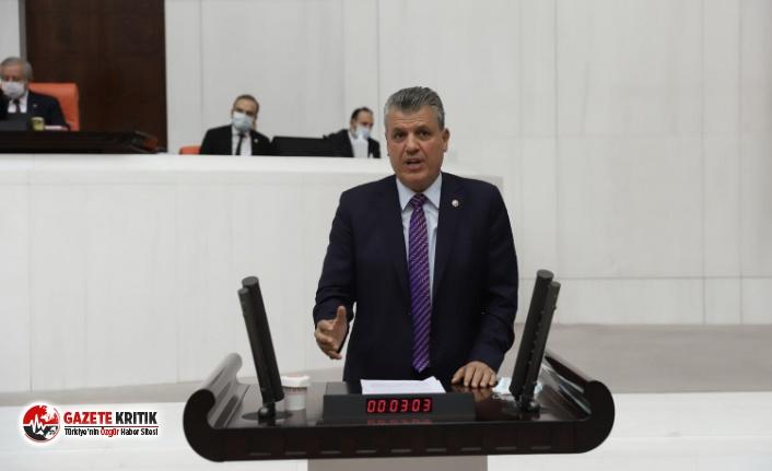 CHP'li vekilden kritik soru:Türkiye'nin...