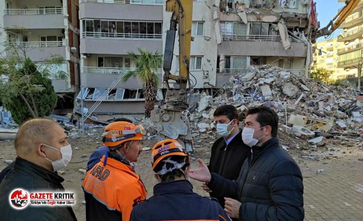 CHP'li vekiller ve belediyeler İzmir'le...