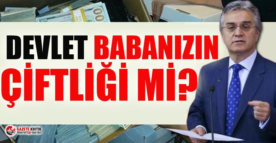 CHP Sözcüsü Bülent Kuşoğlu, yolsuzlukları tek tek anlattı