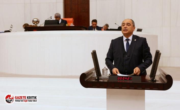 CHP'li Aydoğan'dan Enerji ve Tabii Kanyaklar...