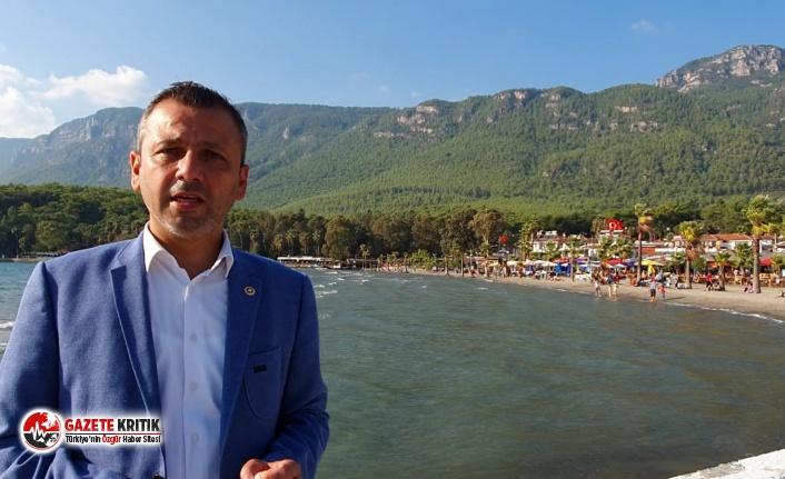 CHP'li Erbay: Akyaka koruma planı değil talan...