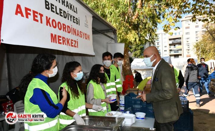 CHP'li Polat: Deprem ve koronavirüs yoksulları...