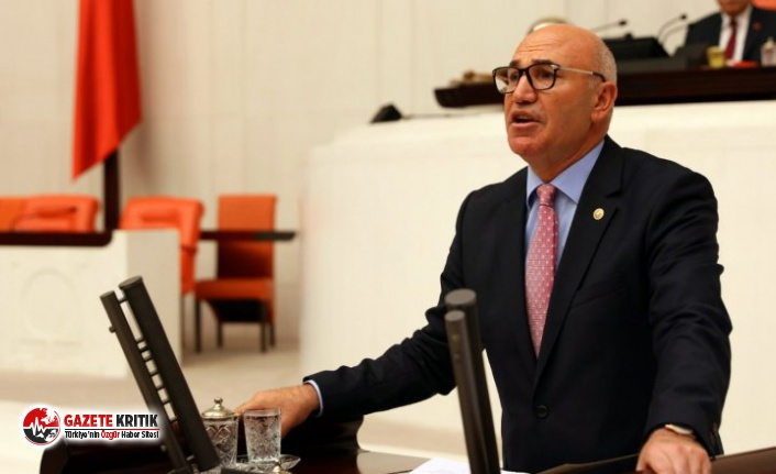 CHP'Lİ TANAL'DAN AKP/MHP'Lİ VEKİLLERE: ESERİNİZLE...