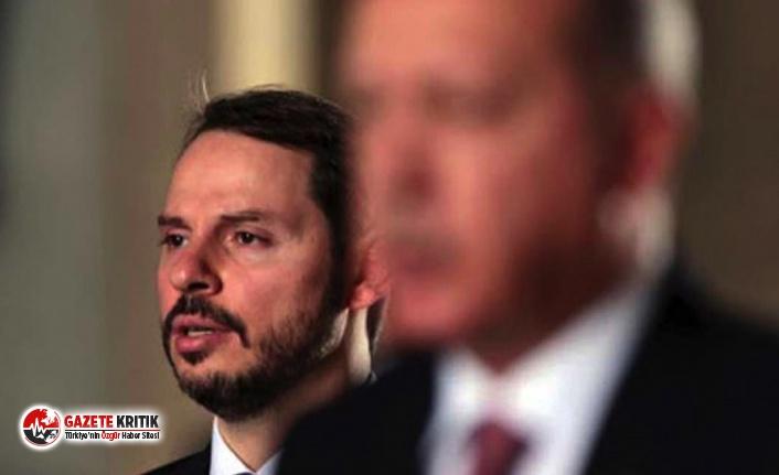 Cumhurbaşkanlığından Berat Albayrak açıklaması:Görevden...