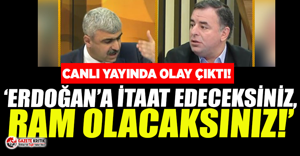 Barış Yarkadaş ile Mustafa Albayrak canlı yayında birbirine girdi!