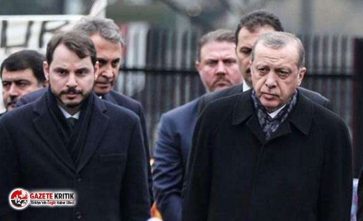 Erdoğan, Albayrak'ın istifasına değinmeden konuşmasını...