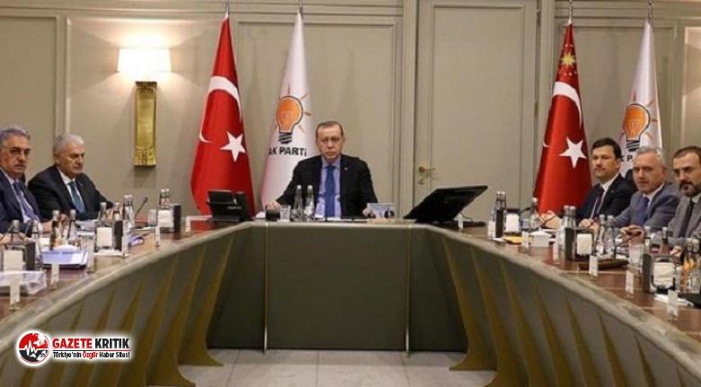 Erdoğan'dan sürpriz karar!