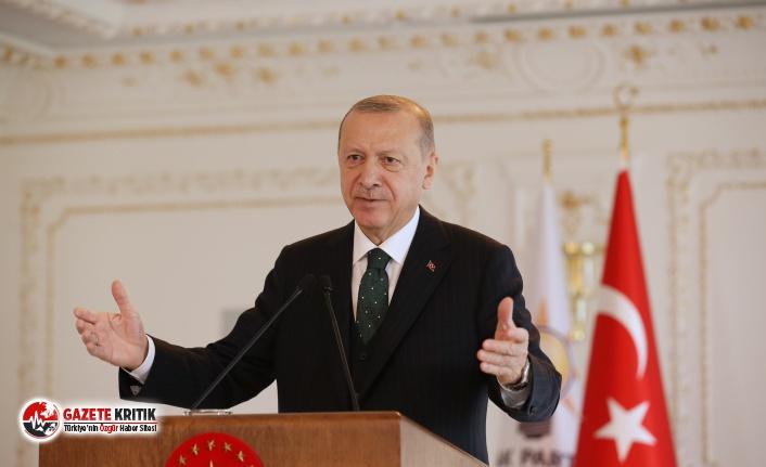 Erdoğan: Gezi olaylarının finansörü olanlarla,...