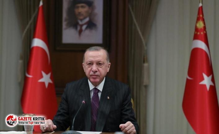 Erdoğan: Sadece Covid-19'la değil, İslam düşmanlığı...
