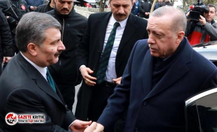 'Gerçek rakamları gizlemeyi Erdoğan'ın...