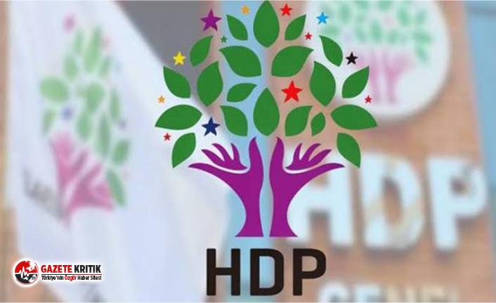 HDP'den gözaltılara tepki: Siyasi soykırım...
