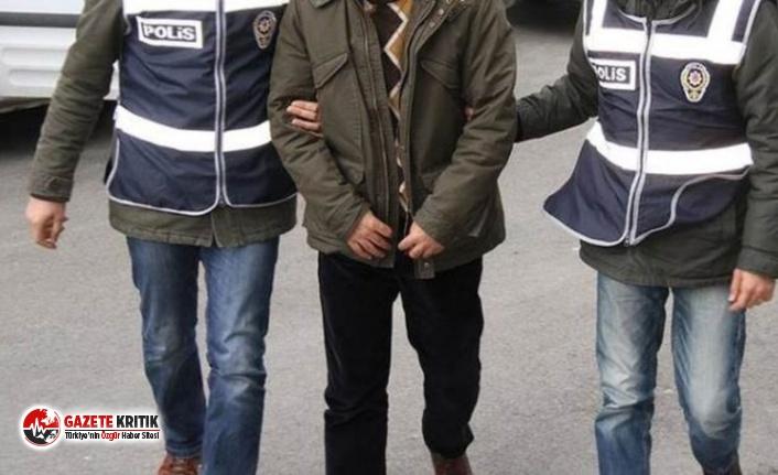 HDP'li ilçe başkanı gözaltına alındı