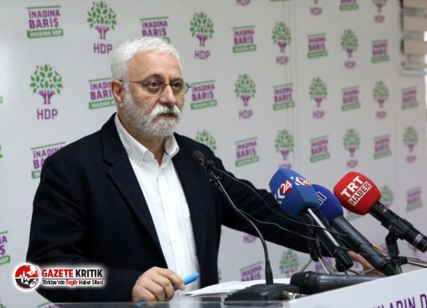 HDP'li Oluç: Berat Albayrak hâlâ Varlık Fonu'nda...