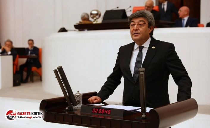 İYİ Parti'li Ataş: Bu sistem iflas etmiştir!