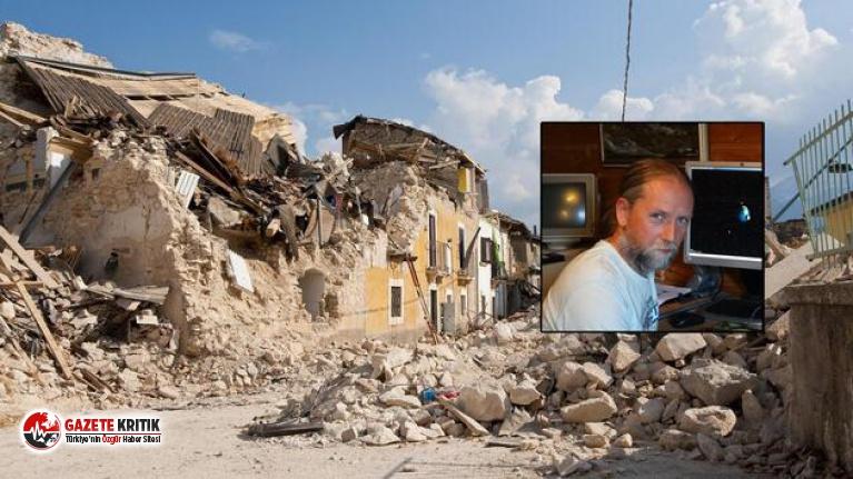 İzmir depremini günler öncesinden tahmin etmişti!...