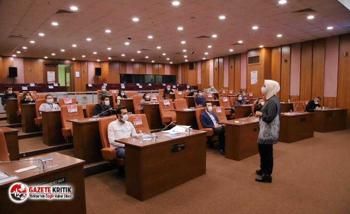 Kartal Belediyesi'nden Personele Yönelik Kurumsal Eğitim