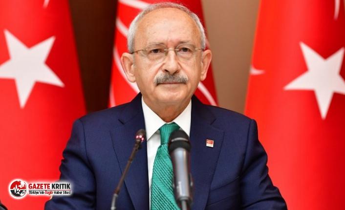 Kemal Kılıçdaroğlu'na fezleke: Eleştiri...